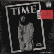 Larry Nozero - Time Black Vinyl Edition