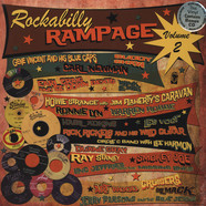 V.A. - Rockabilly Rampage Volume 2