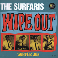 Surfaris, The - Wipe Out / Surfer Joe