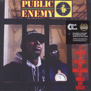 Public Enemy - It Takes A Nation To Hold Us Back Back To Black Edition