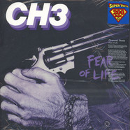 Channel Three - Fear of Life Black Vinyl Edition