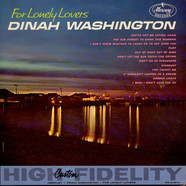 Dinah Washington - For Lonely Lovers