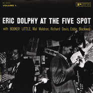 Eric Dolphy - At The Five Spot 1