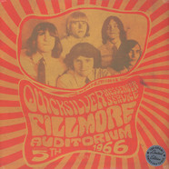Quicksilver Messenger Service - Fillmore Auditorium - November 5 1966