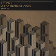 St Paul & Broken Bones - Half The City