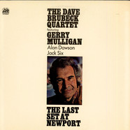 Dave Brubeck Quartet, The - The Last Set At Newport