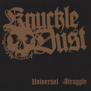 Knuckledust - Universal Struggle Blue Vinyl Edition