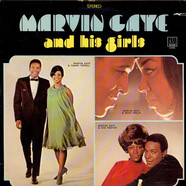 Marvin Gaye - Marvin Gaye And His Girls