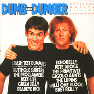 V.A. - OST Dumb & Dumber White Vinyl Edition