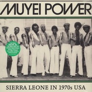 Muyei Power - Sierra Leone in 1970s USA