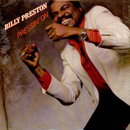 Billy Preston - Pressin' On