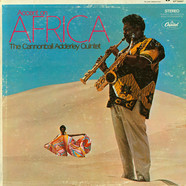 Cannonball Adderley Quintet, The - Accent On Africa
