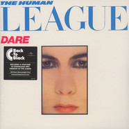 Human League, The - Dare! Back To Black Edition