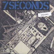 7 Seconds - Blasts From The Past Gold Vinyl Edition