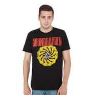Soundgarden - Bad Motor Finger T-Shirt
