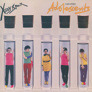 X-Ray Spex - Germ Free Adolescents Black Vinyl Edition
