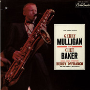 Gerry Mulligan With Chet Baker / Buddy DeFranco Quartet - Gerry Mulligan With Chet Baker / Buddy DeFranco Quartet