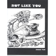 Intense Energy: A Not Like You Fanzine - Issue 2