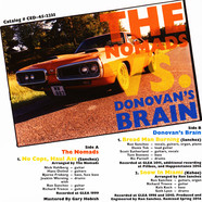 Nomads / Donovan's Brain - No Cops, Haul Ass