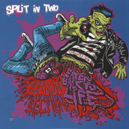 Horror Section / Eaten Back To Life - Split In Two