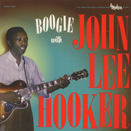John Lee Hooker - Boogie With John Lee Hooker