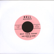Leo Price & Band - Hey Now Baby / Quckdraw