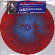 James Brown - Live At The Apollo, NYC, October 24th 1962