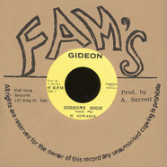 Max Edwards / Gideon All Stars - Gideons High / Ixes