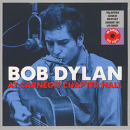 Bob Dylan - Carnegie Chapter Hall
