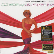 Julie London - Latin In A Satin Mood 200g Vinyl Edition