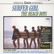 Beach Boys, The - Surfer Girl 200g Vinyl, Stereo Edition