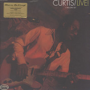 Curtis Mayfield - Live! Expanded Edition