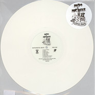Mister Modo & Ugly Mac Beer - Instrumental Beats Volume 1 White Vinyl Edition