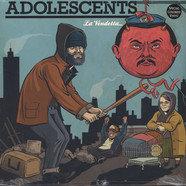 Adolescents, The - La Vendetta E Un Piatto Che Va Servito Freddo Colored Vinyl Edition