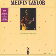 Melvin Taylor - Plays The Blues For You