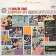 Beach Boys, The - All Summer Long 200g Vinyl Stereo Edition
