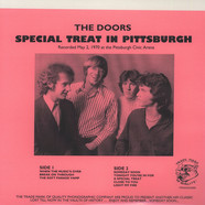 Doors, The - Special Treat In Pittsburgh
