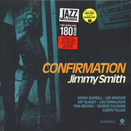 Jimmy Smith - Confirmation