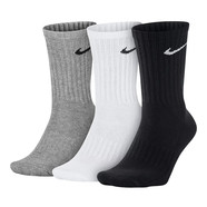 Nike - Value Cotton Socks (Pack Of 3)