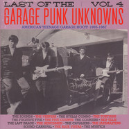 V.A. - Last Of The Garage Punk Unknowns Volume 4