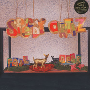 Speedy Ortiz - Foil Deer Black Vinyl Edition
