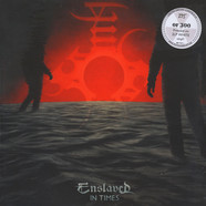Enslaved - In Times White Vinyl Edition