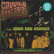 Canned Heat with John Lee Hooker - Carnegie Hall 1971
