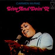 Carmen McRae - Live And Doin' It