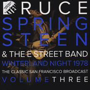 Bruce Springsteen - Winterland Night Volume 3