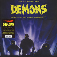 Claudio Simonetti - OST Demons Blue Vinyl Edition