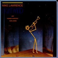 Mike Lawrence With Herbie Hancock, Bob James - Nightwind