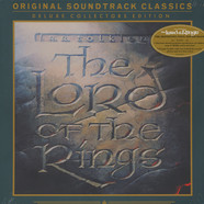 Leonard Rosenmann - OST J.R.R. Tolkien's The Lord Of The Rings