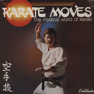 Steve Linnegar's Snake Shed - Karate Moves: The Mystical World Of Karate