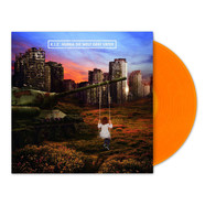 K.I.Z - Hurra Die Welt Geht Unter HHV Exclusive Orange Vinyl Edition